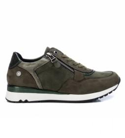 Zapatillas 078982 verde