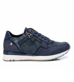Zapatillas 078982 azul