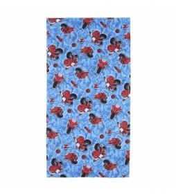 Braga Cuello Ricky Zoom azul -25.4x30.8x2cm-