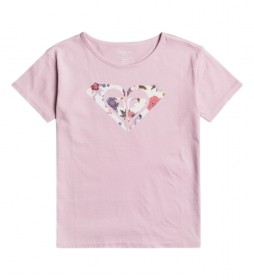 Camiseta Day and Night rosa