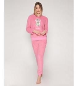 Pijama Lambkinsrosa