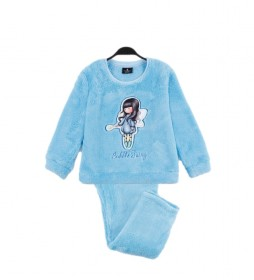 Pijama Bubble Fairy azul