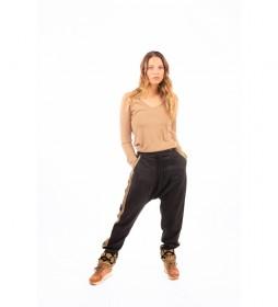 Pantalón Flagstaff negro