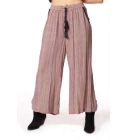 Pantalón Largo rosa