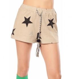 Shorts Blanche beige