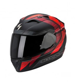 Scorpion Casco integral SCORPION Exo 1200 Hornet negro, rojo