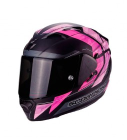 Scorpion Casco integral SCORPION Exo 1200 Hornet negro, rosa