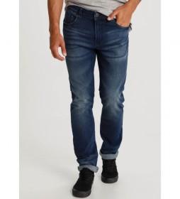 Jeans Pantalon Comfort azul marino