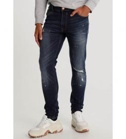 Pantalon Denim 5324668 azul marino