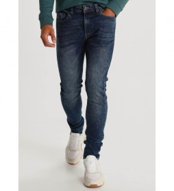 Pantalon Denim 5324676 azul