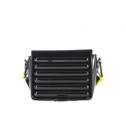 Bolso Piram negro -22x18x8cm-