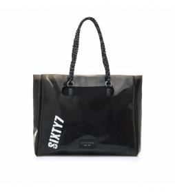 Bolso Remo negro -11x33x40cm-