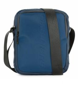 Bandolera S1022 azul -20x25x7 cm-