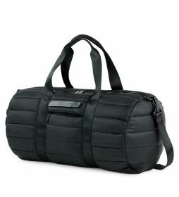 Bolsa gimnasio S984 negro -46x25x25 cm-