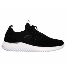 Zapatillas Bounder-Skichr negro