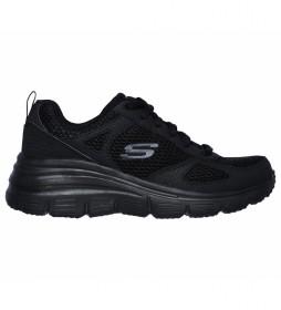 Zapatillas Fashion Fit-Perfect Mate negro