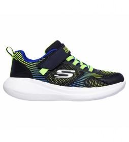 Zapatillas Running Go Run Fast - Sprint Jam marino, verde
