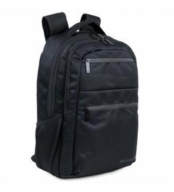 Mochila Unisex Adulto con Bolsillo Interior Ipad Tablet S969 negro -47x32x15cm-