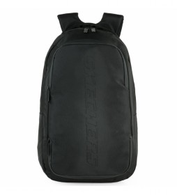 Mochila S S1021 negro -29x47x14 cm-