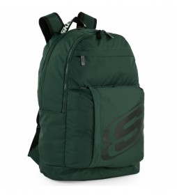 Mochila S928 verde-29x46x16 cm-