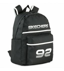 Mochila S979 negro -30x40x18 cm-
