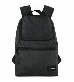 Mochila S1034 negro -23x31x12 cm-