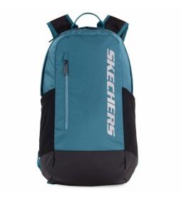 Mochila S1037 azul -29x49x16 cm-