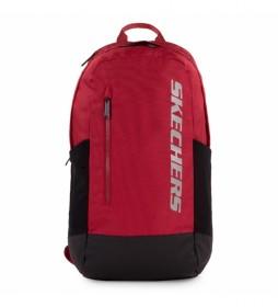 Bolso Tote S1039 rojo -35x34x14 c