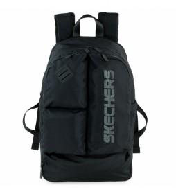 Mochila S956 negro -29x40x18 cm-