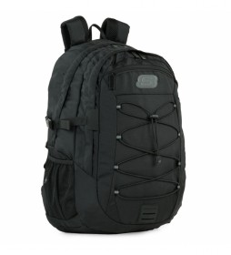 Mochila Casual S997 -31x46x21,5cm- negro