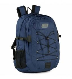 Mochila Casual S997 -31x46x21,5cm- azul