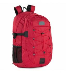 Mochila Casual S997 -31x46x21,5cm- rojo
