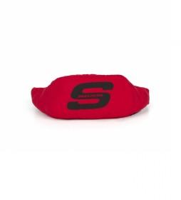 Riñonera Olympic rojo -12x40x7cm-