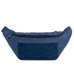 Riñonera S1050 azul -49x18x9 cm-