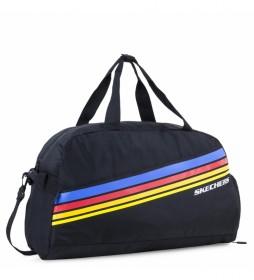Bolsa Sports S913 negro -52x32x22cm-