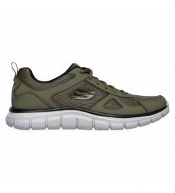 Zapatillas Track- Scloric verde