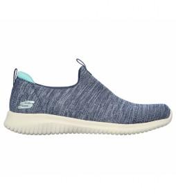 Zapatillas Ultra Flex - Gracious Touch azul