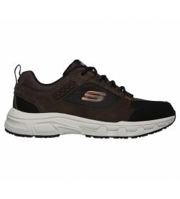 Zapatillas de ante Oak Canyon marrón