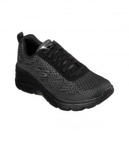 Zapatillas  Fashion Fit Bold Boundaries negro