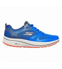 Zapatillas Gorun Consisten Fleet Rush azul