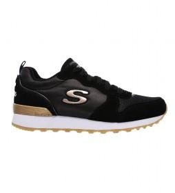 Zapatillas OG 85 Goldn Gurl  negro con Memory Foam