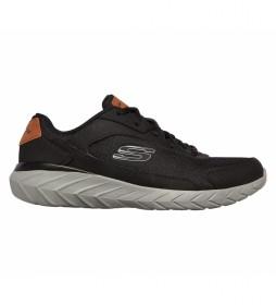 Zapatillas de piel Overhaul 2.0 Enforcer negro