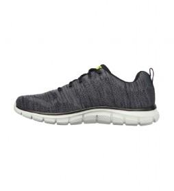 Zapatillas Track Front gris