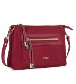Bolso pequeño bandolera 307615 -23x17x3cm- rojoi