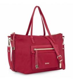 Bolso Shopping 307681 -37x23x14cm- rojo