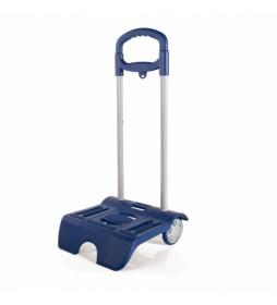 Carro para Mochilas Escolares Infantiles 1015 azul marino
