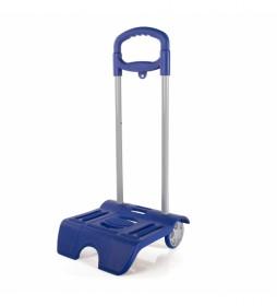 Carro para Mochilas Escolares Infantiles  1015 azul