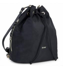 Bolso bandolera 307674 -24,5x30,5x13,5 cm- negro