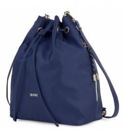 Bolso bandolera 307674 -24,5x30,5x13,5 cm- azul