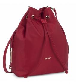 Bolso bandolera 307674 -24,5x30,5x13,5 cm- rojo